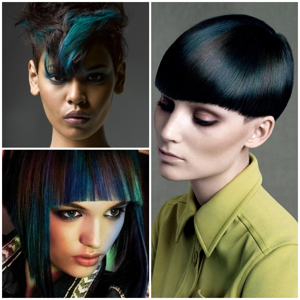 Hair Color How To Inspiration Amp Formulation For Peacock