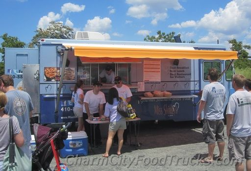 Chicken And Waffles Food Truck Baltimore Google Search Chicken