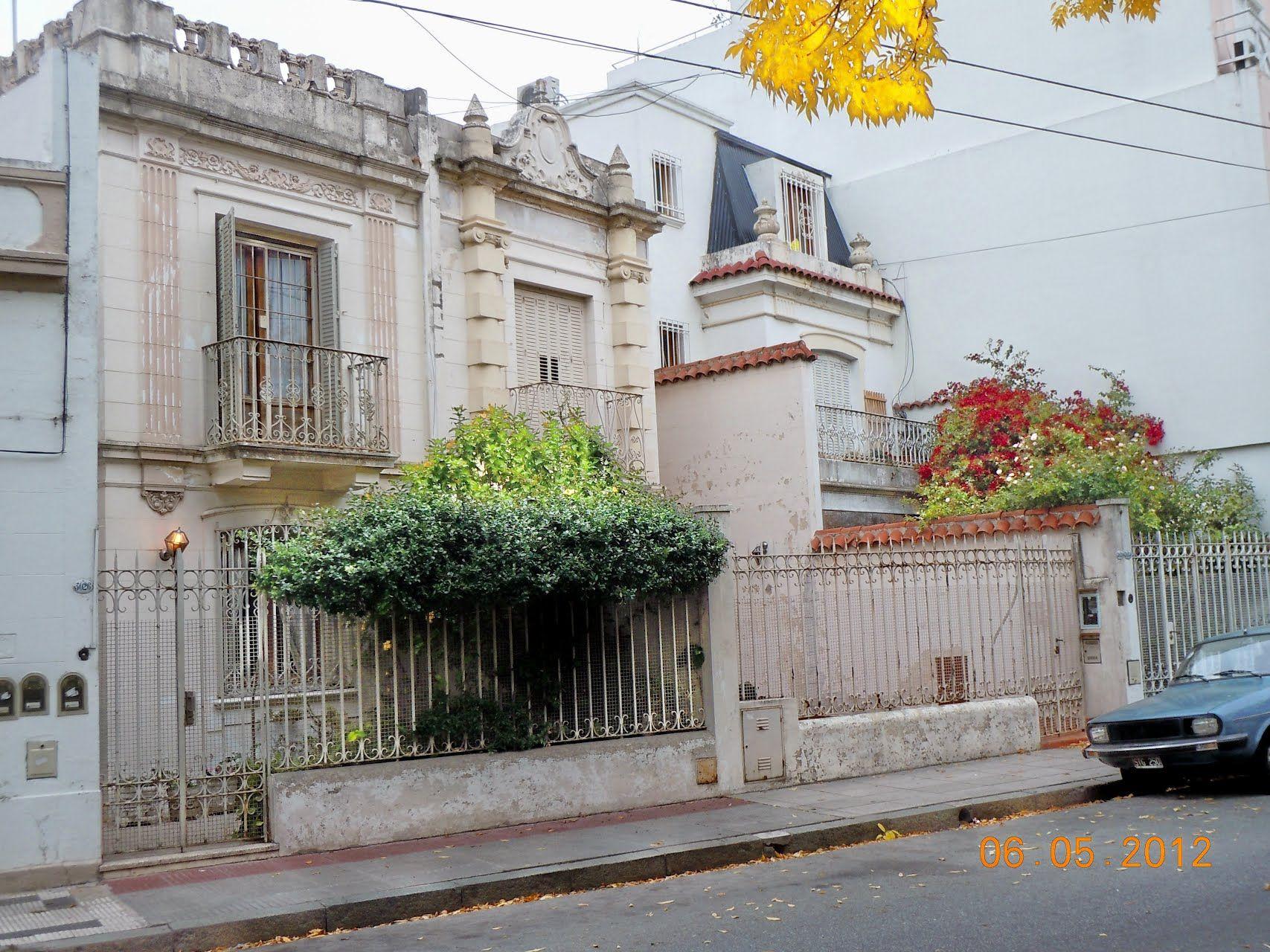 casas antiguas de Belgrano(Garcia Del Rio y Zapiola