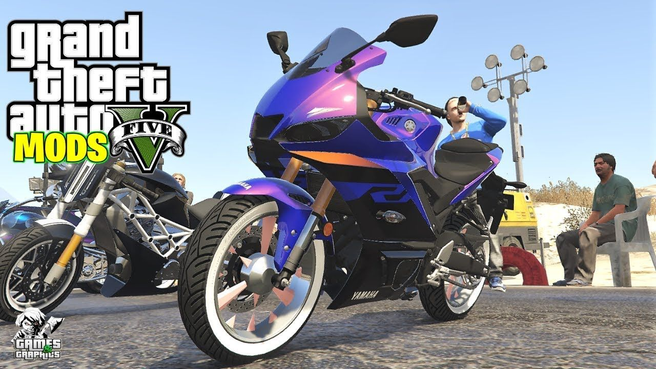 2019 Yamaha Yzf R25 R3 Car Showcase 54 Bike Edition Gta 5