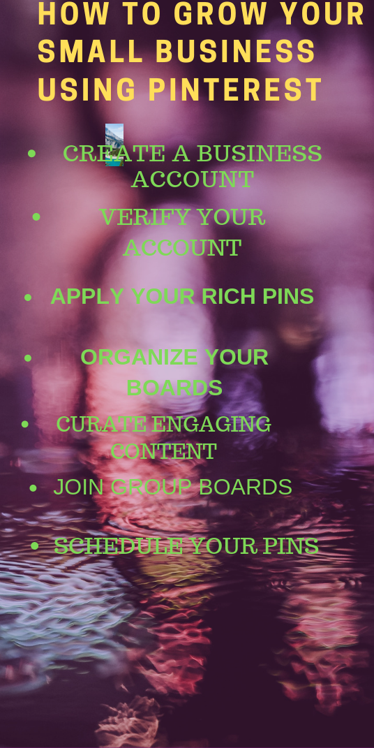 Learn How To Create An Pinterest Account, Learn How To