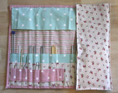 Nyt on tullut osteltua taas niin paljon uusia puikkoja yms. etteivät mahtuneet enää vanhaan puikkopussiin. Siis uutta tekemään :) Nyt jo väh...