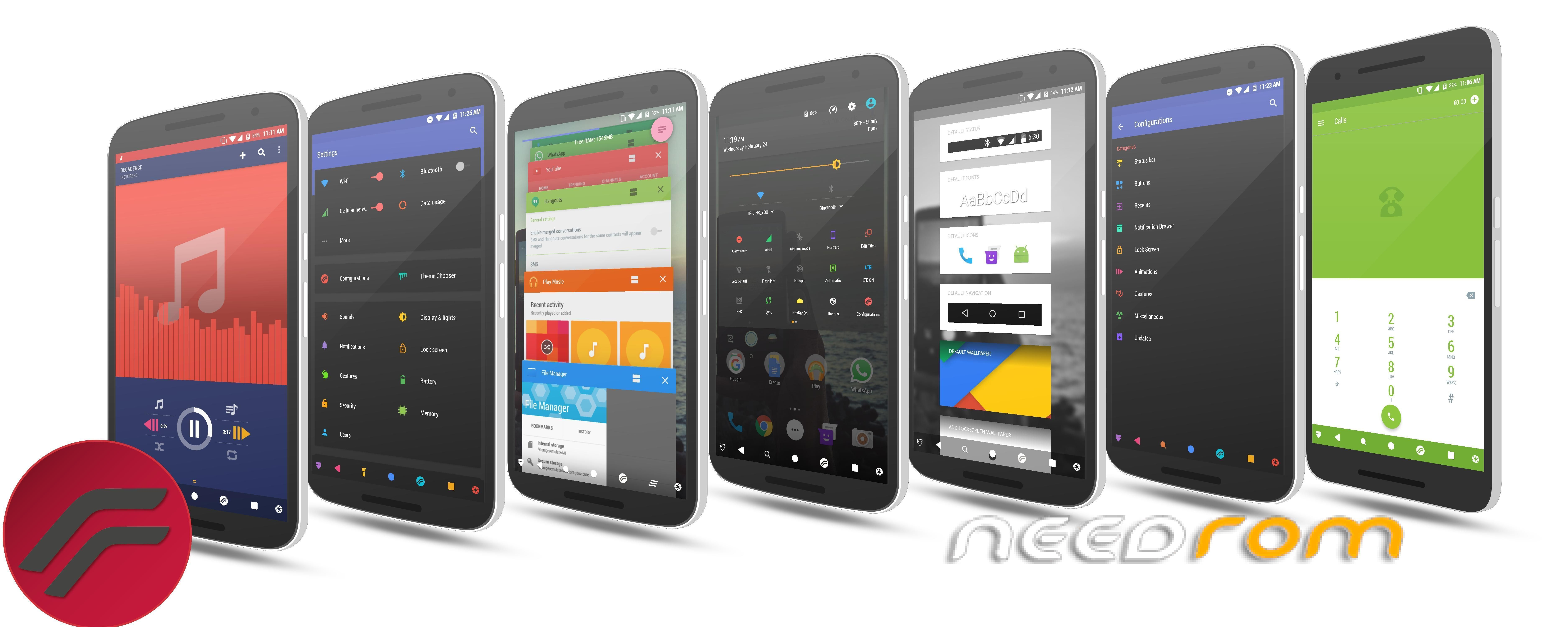 ROM Resurrection Remix 5 8 5 (Android 7 1 2_Lenovo-P70
