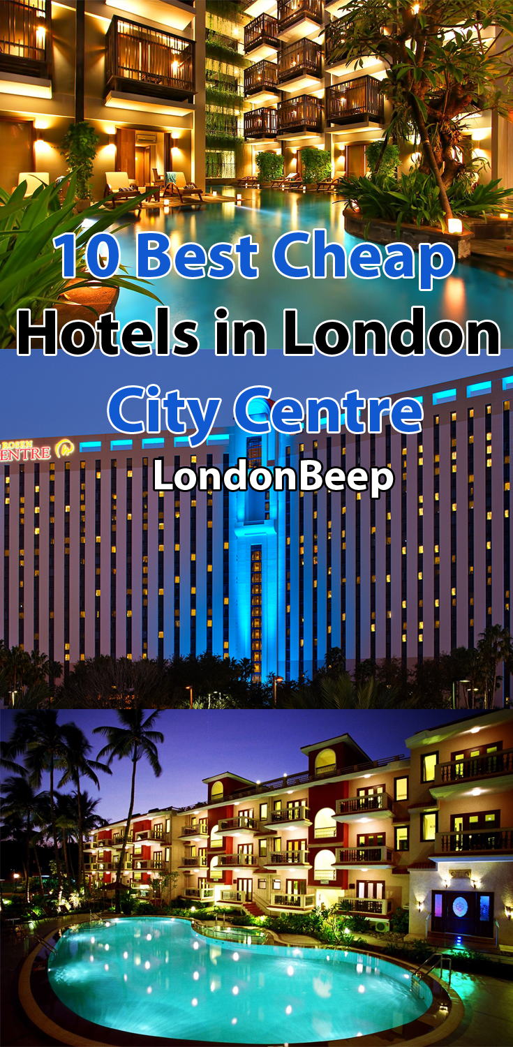hotel deals in london city centre