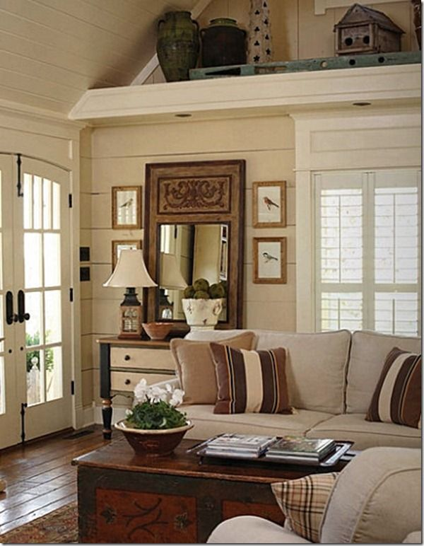 Gracious Southern Living Searching For The Perfect Sofa Farm House Living Room Country Living Room Design French Country Decorating Living Room