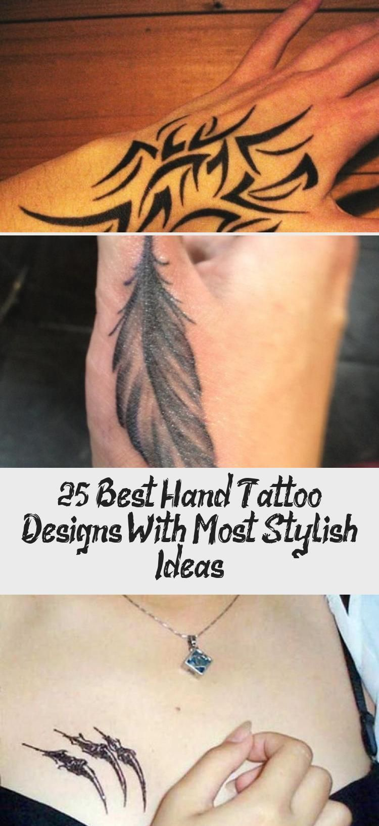 25 Best Meaningful Hand Tattoo Designs For Men And Women Tattoodesignsankle Ta 25 Best Meaningful In 2020 Hand Tattoos Tattoo Designs Men Hand Tattoos For Guys