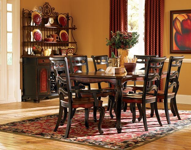 Havertys Dining Room Sets - Beaujolais Dining Rooms ...