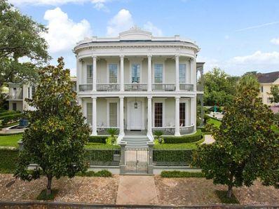 Listing 1735210 New Orleans Mansion New Orleans Garden District Garden District