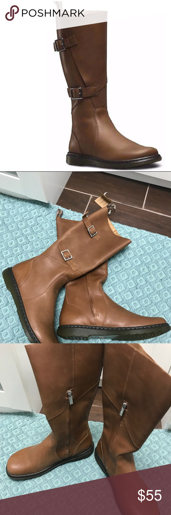 Dr. Martens Caite boots new   Boots
