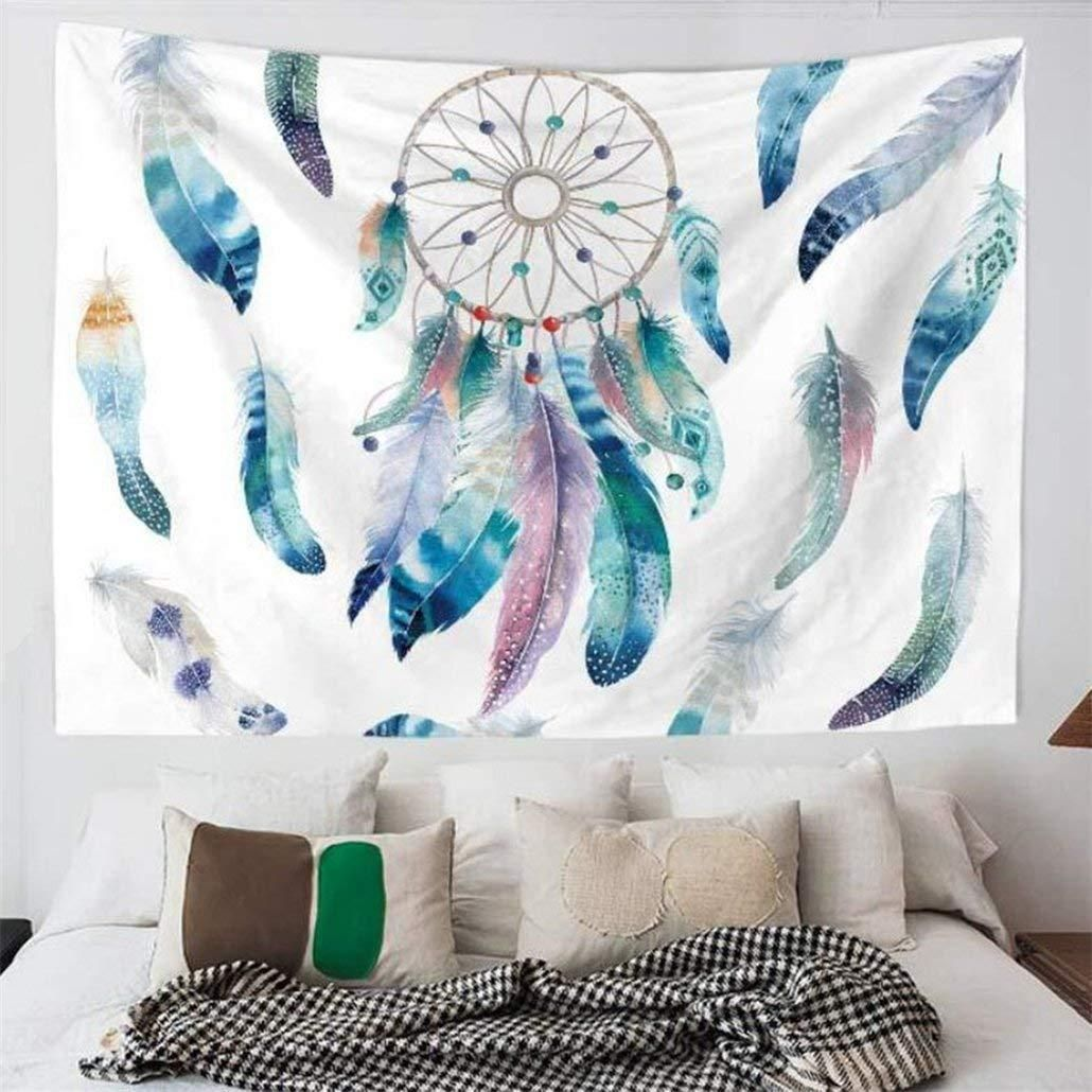 Natural Dream Catcher Tapestry Wall Tapestry Bedroom Colorful Tapestry Hippie Tapestry