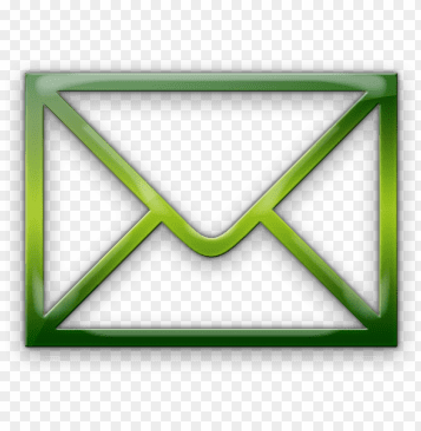 Letter Message Mail Envelop Email Icon Green Email Icon Png Image With Transparent Background Png Free Png Images In 2020 Email Icon Free Png Mail Icon