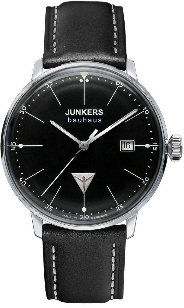 Junkers Watch Bauhaus Lady #2015-2016-sale #bezel-fixed #black ...