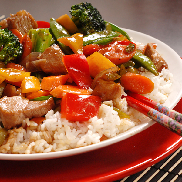 how to make a tasty vegetable stir fry