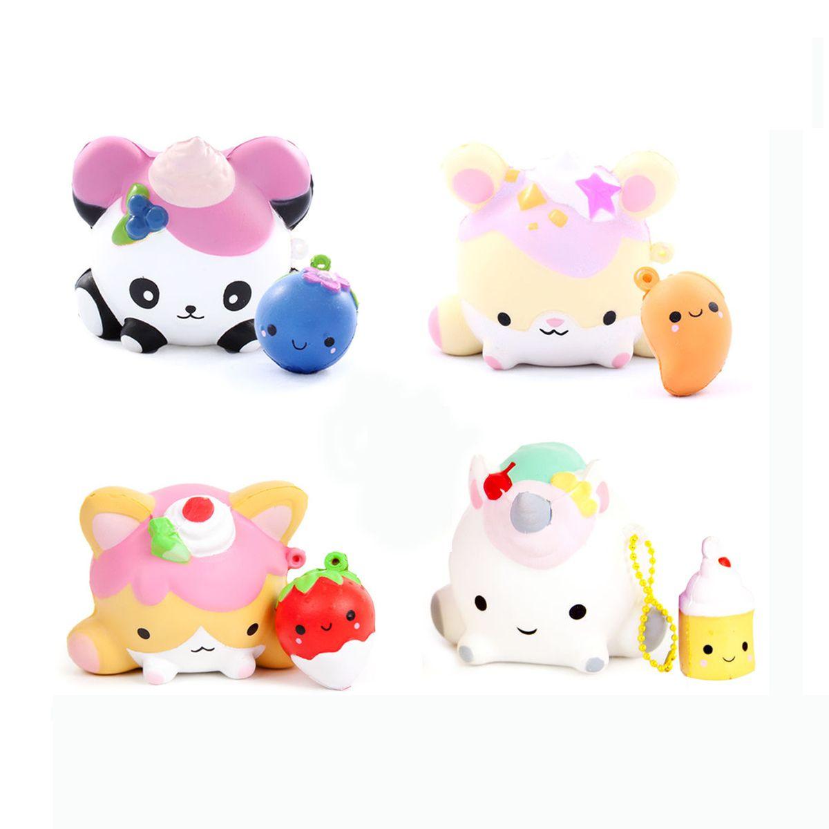 Smooshy Mushy Pet Assorted Kmart Squishies Cute Squishies Cool Toys