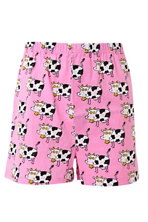 8d7c4e6950a8 Mens Magic Boxer Shorts In Cow Pattern £7.95 | A Cow Obsession