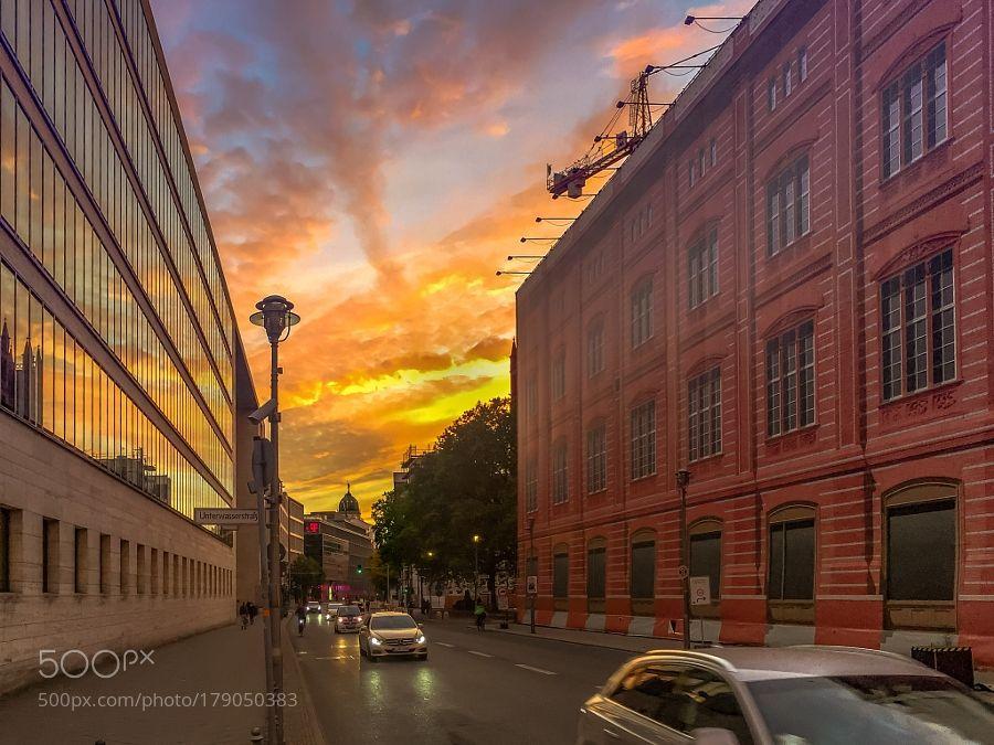 Berlinfernal by instantfilter. @go4fotos