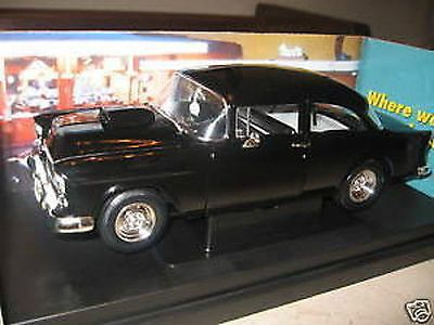 118ertl 1955 Chevy Skull American Graffiti New View More On