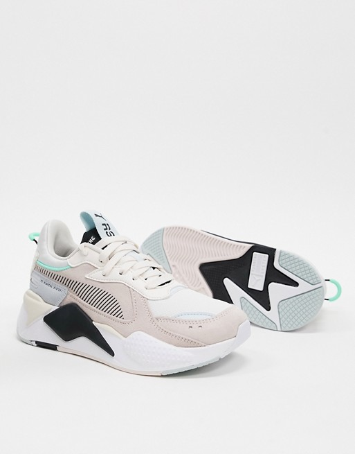 Puma RS-X Reinvent sneakers in pink in