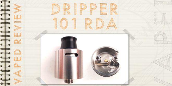 DRIPPER 101 par EHPRO