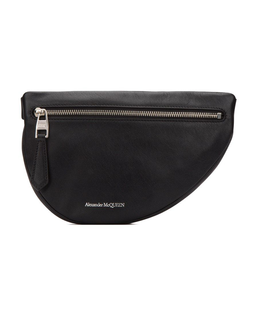 fc2cbf1c ALEXANDER MCQUEEN logo腰包. #alexandermcqueen #bags #leather #belt bags