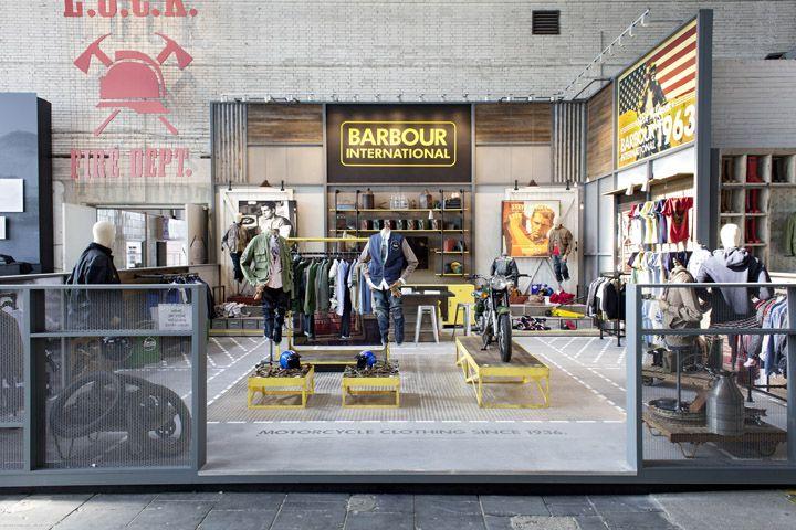 barbour shop berlin