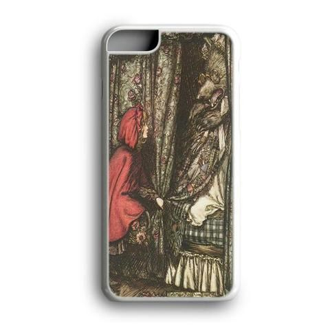 Little Red Riding Hood Custom for iPhone Case and Samsung Case