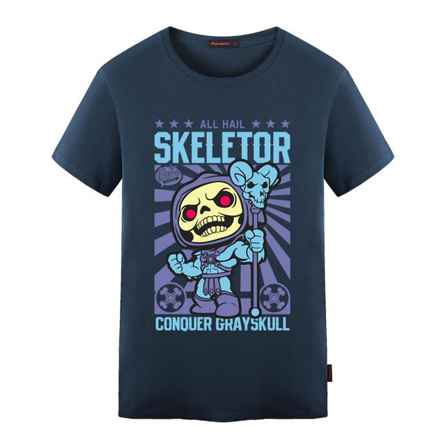 Special price Skeletor Avater T Shirt Design Inspired By He-Man Master Universe T-shirt Style Cool Novelty Funny Tshirt Men Women Printed Tee just only $12.80 - 14.40 with free shipping worldwide  #tshirtsformen Plese click on picture to see our special price for you
