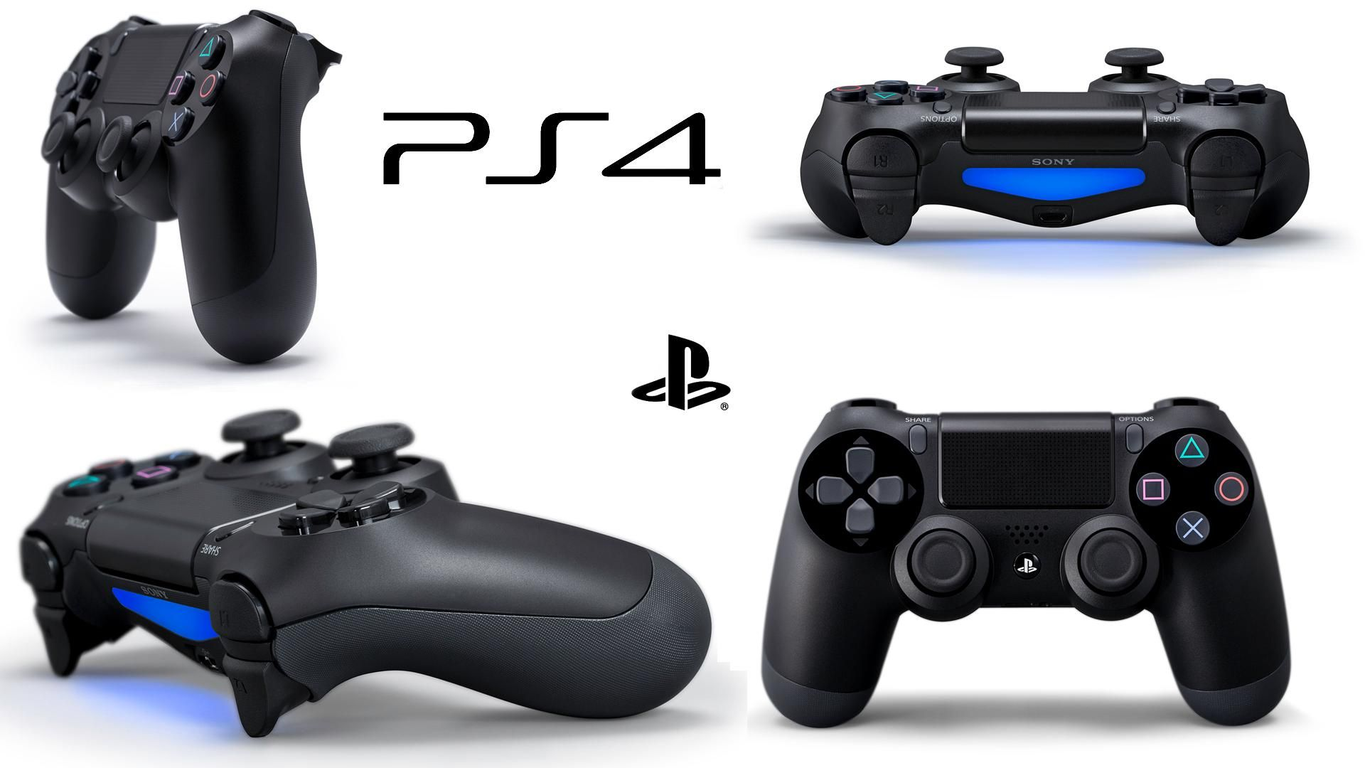 PS4 Controller Gaming Media Playstation, Ps4, World of