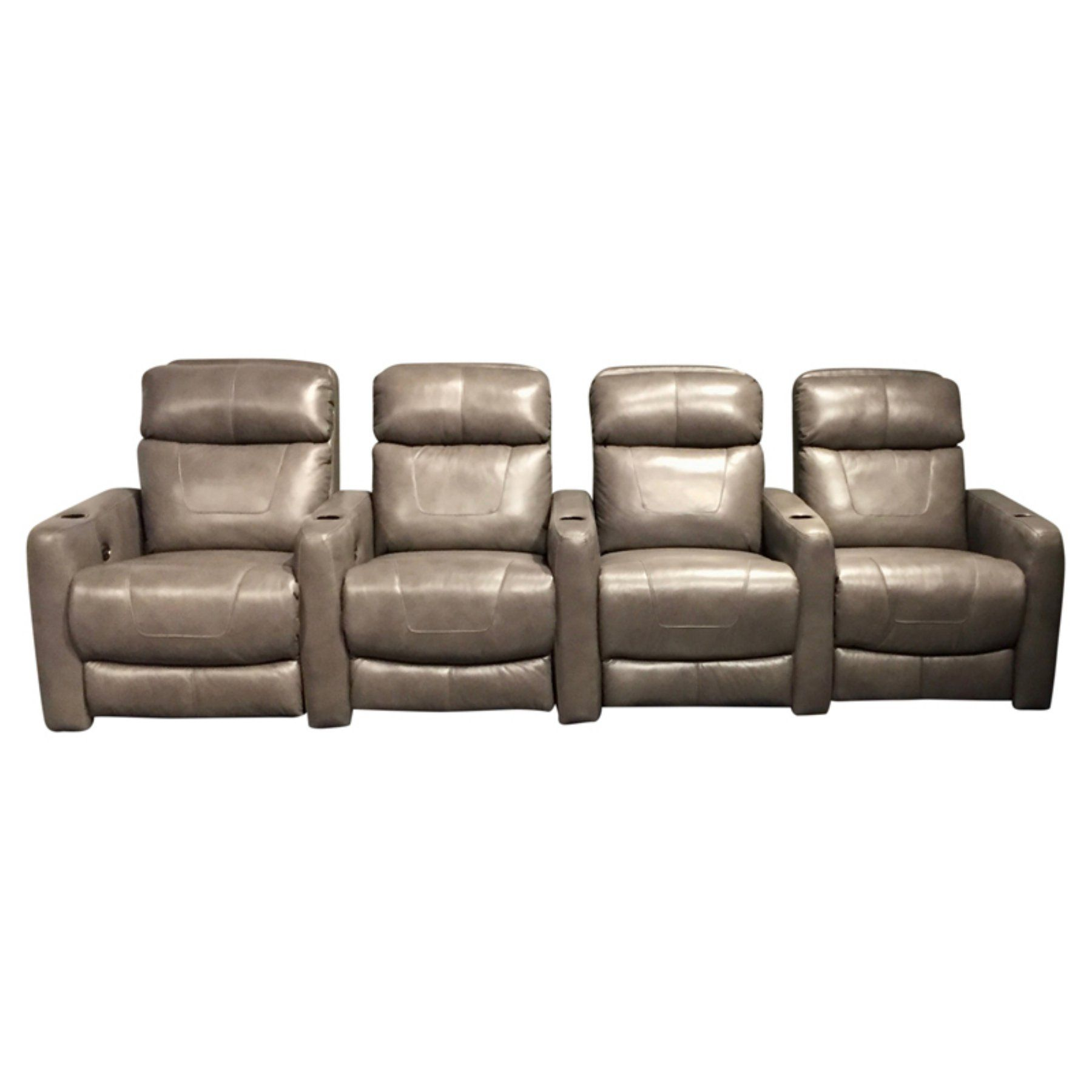 Home Theater Seat Design Ideas: Recline Designs Showtime Home Theater Group With Power