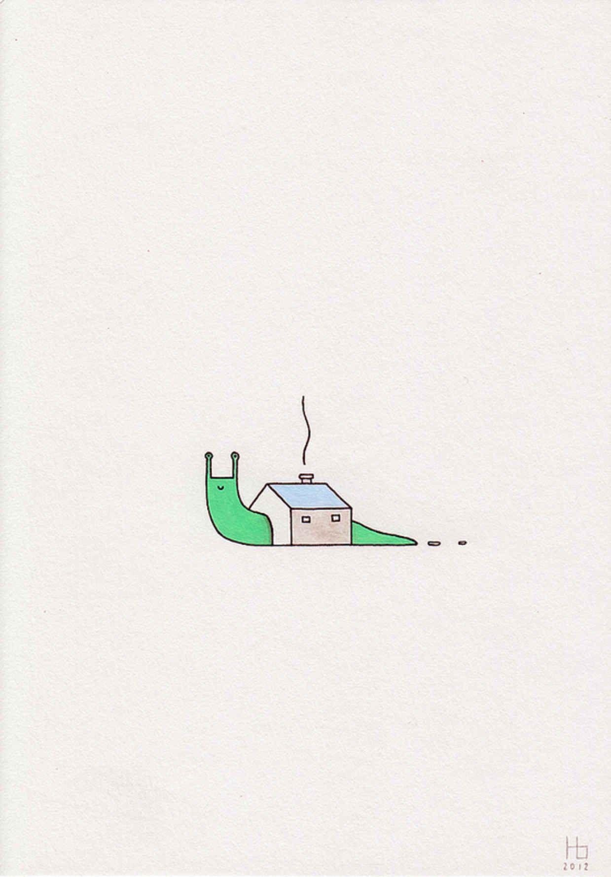 Minimal Illustration Puns by Jaco Haasbroek Minimal