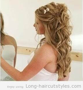 long hairstyles for wedding guest 17746159 - Long Hairstyles For ...