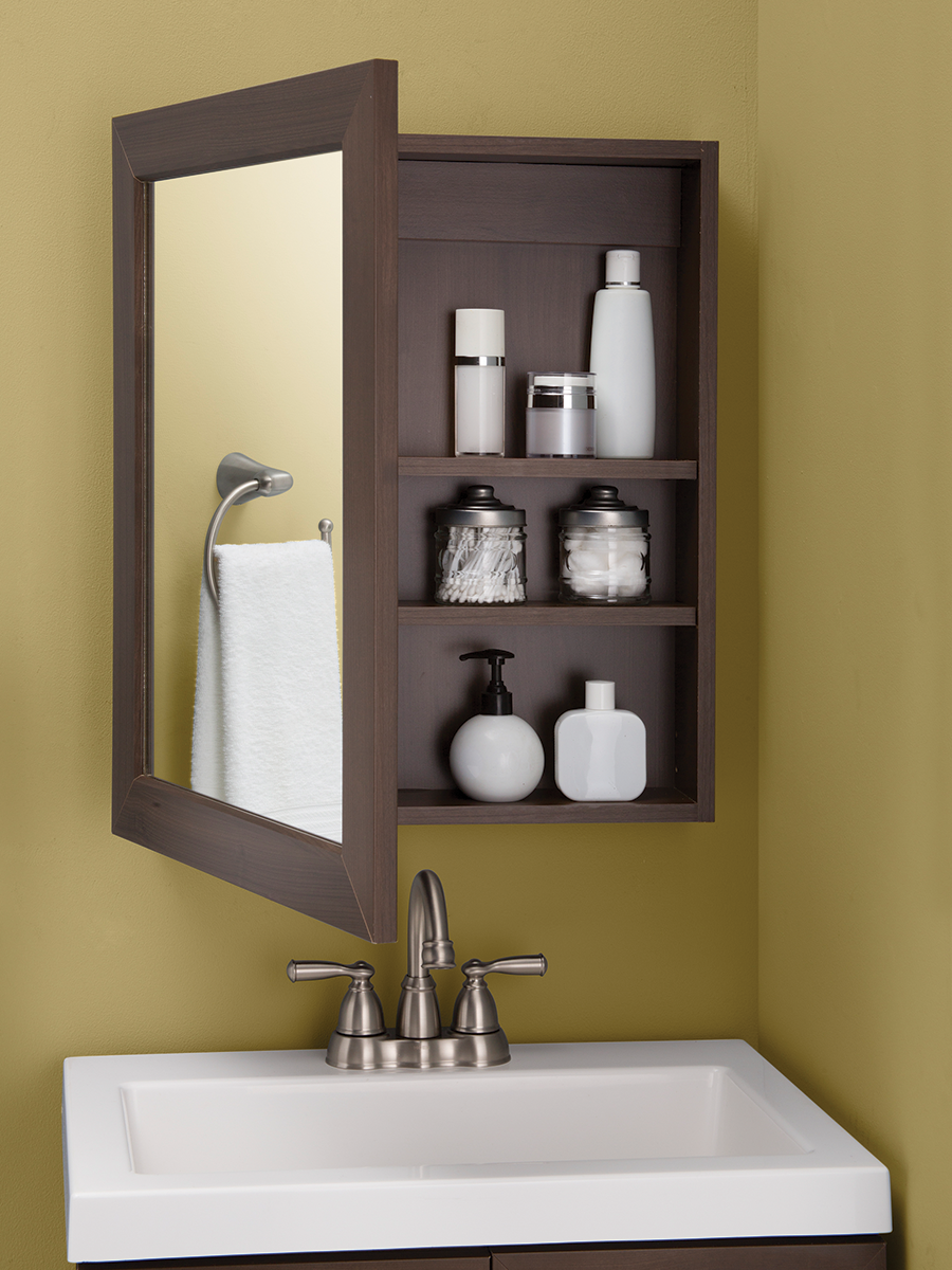 Espejo ba o ba o en 2019 bathroom bathroom cabinets y for Muebles de bano de madera modernos