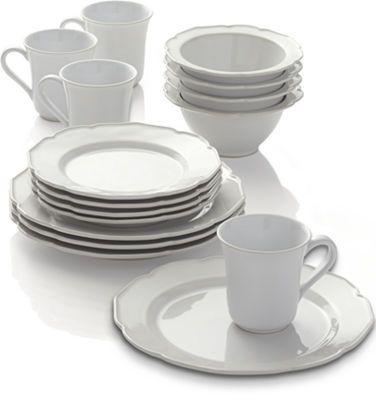 Savannah Dinnerware - Crate and Barrel  sc 1 st  Pinterest & Savannah Dinnerware - Crate and Barrel | Wish List | Pinterest ...