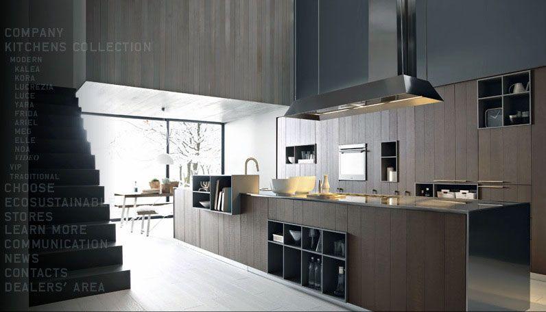 urban design kitchens. Cesare Combine Stainless Steel Cognac Oak Urban Kitchen Delectable  Design Kitchens Ideas Adelaide
