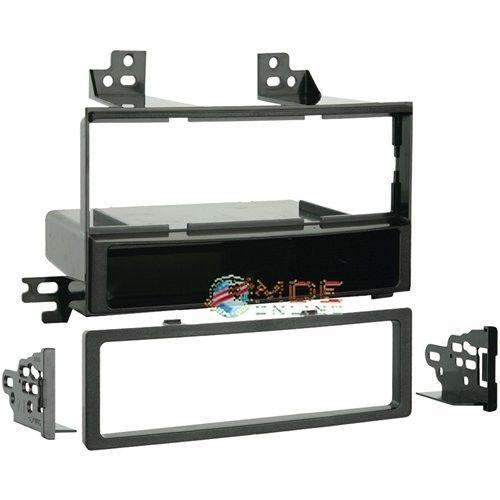 Metra 99 7321 Installation Kit For Kia Rio Accent 06 Up Dash Kit Car Audio Metra Hyundai Accent