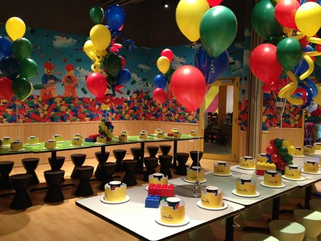 LEGOLAND Discovery Center Chicago - birthday party location and ...