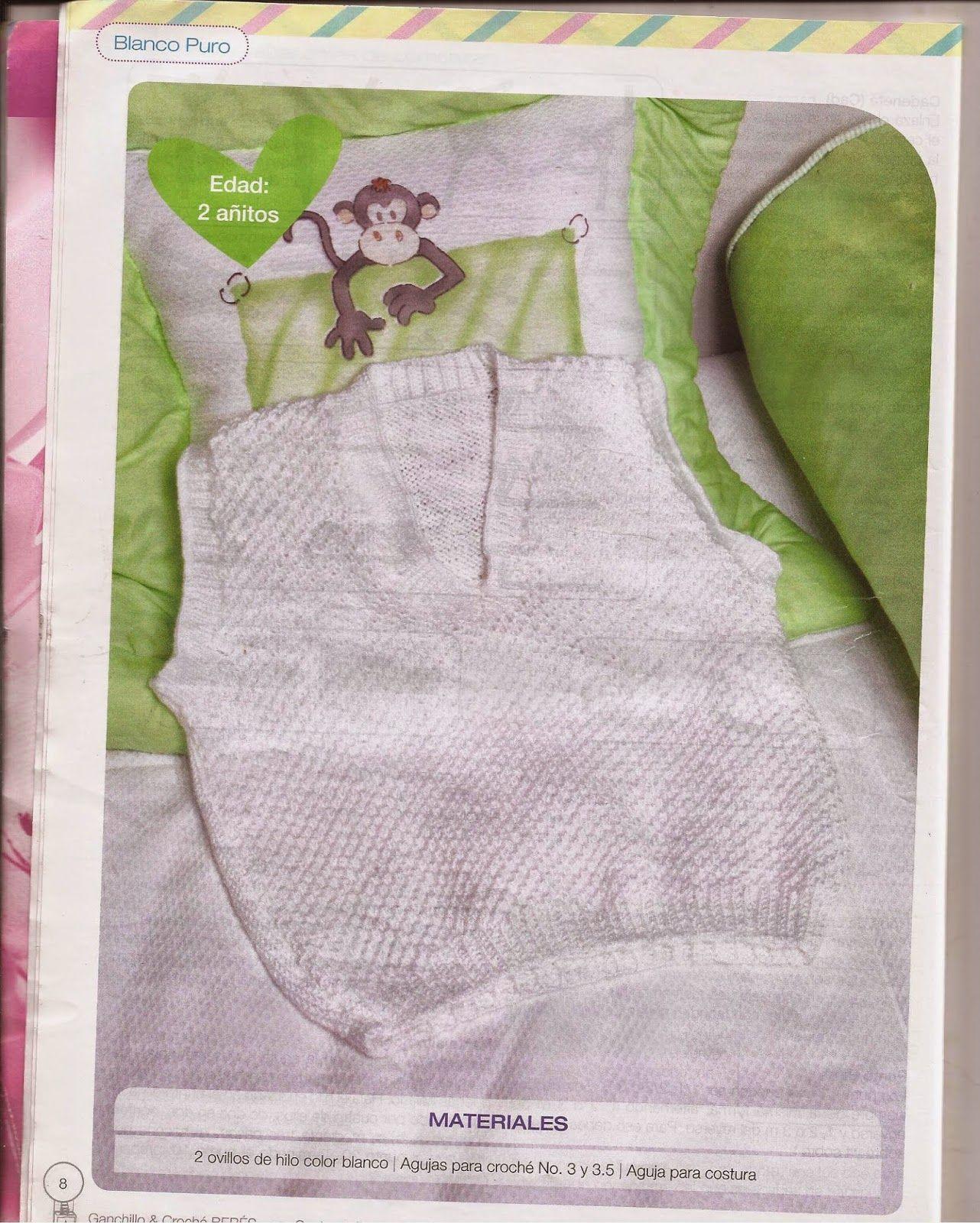 revistas de manualidades gratis | Sacos bebé niño | Pinterest ...