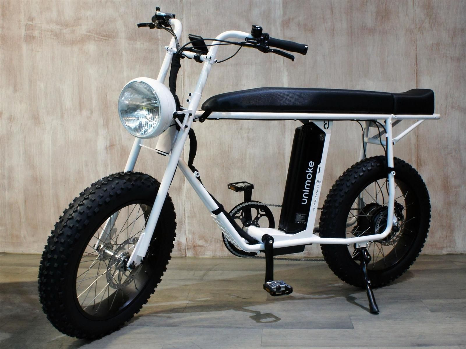 Urban Drivestyle Unimoke The Coolest Fat Tire Electric