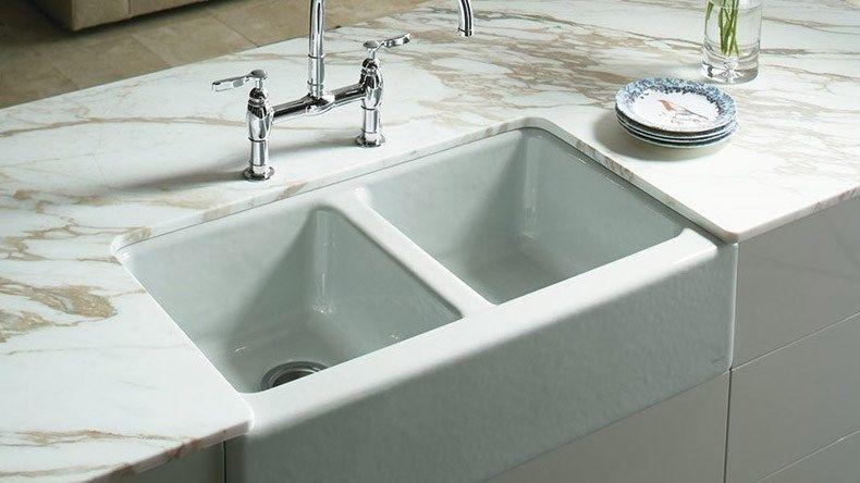Belfast Sink In Worktop Google Search Belfast Sink Sink Sink Taps