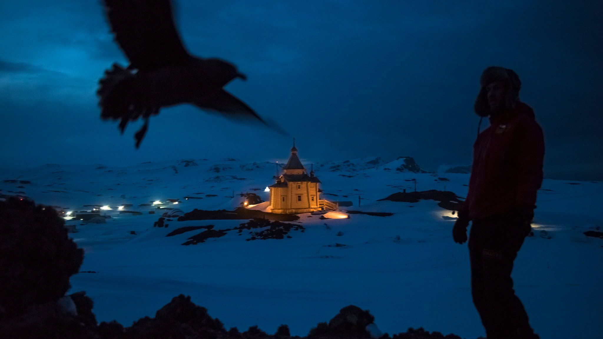 Countries Rush For Upper Hand In Antarctica World Press World Images Photo