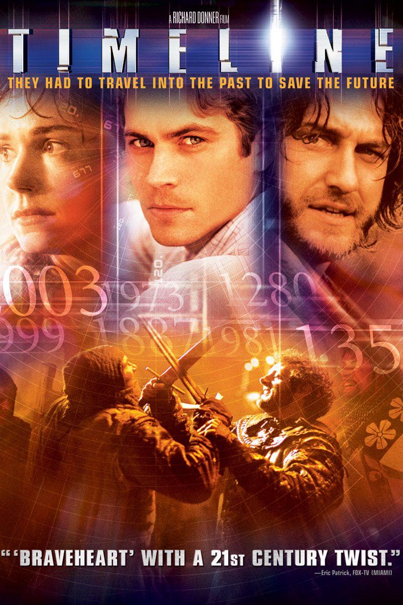 Love this movie   Timeline movie, Paul walker movies, Paul walker