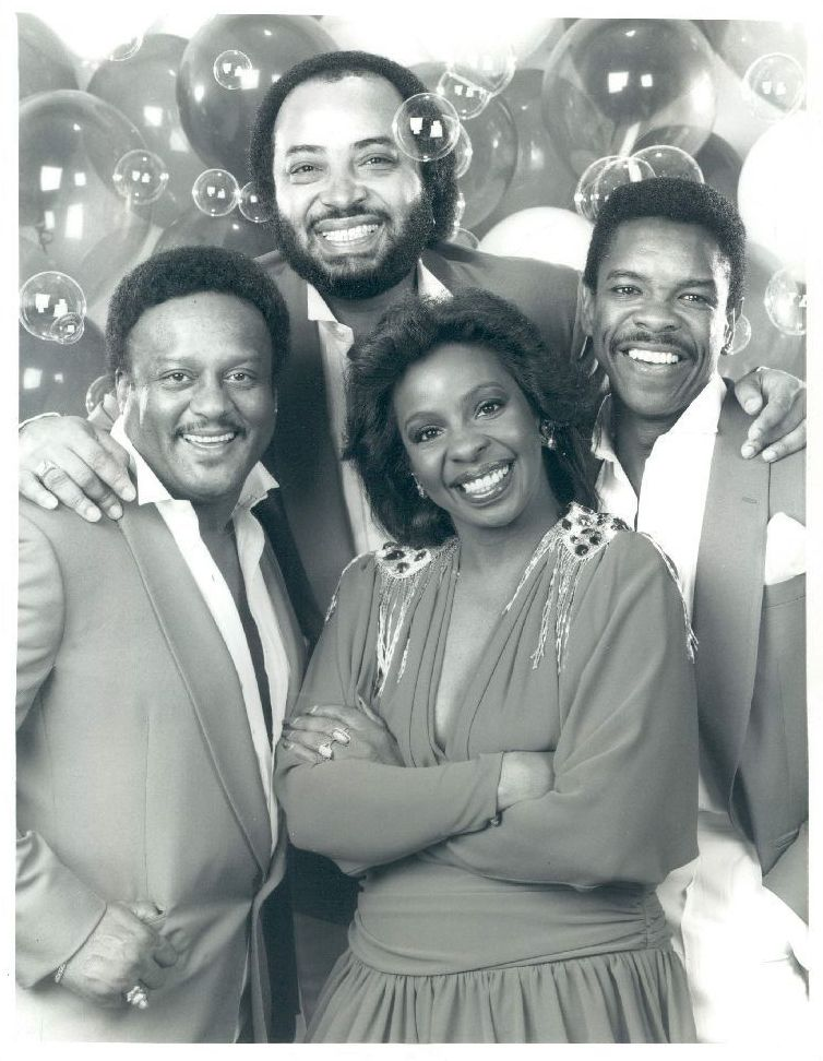 Gladys Knight The Pips Black Music Artists Music Artists Black Music