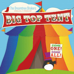 Dreamtree Shakers Big Top Tent