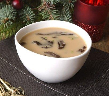 Tradycyjna Zupa Grzybowa Przepisy Magda Gessler Smaki Zycia Polish Mushroom Soup Recipe Gourmet Soup Stuffed Mushrooms