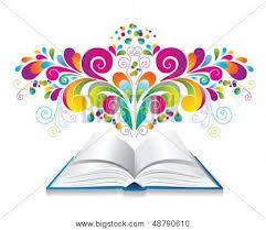 Resultado De Imagen De Dibujos Libros Abiertos Cosas Pr Dia Del