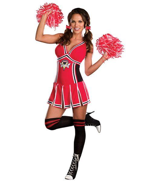 d8515a2a1a3 Sexy Gotta Score Women s Cheerleader Costume