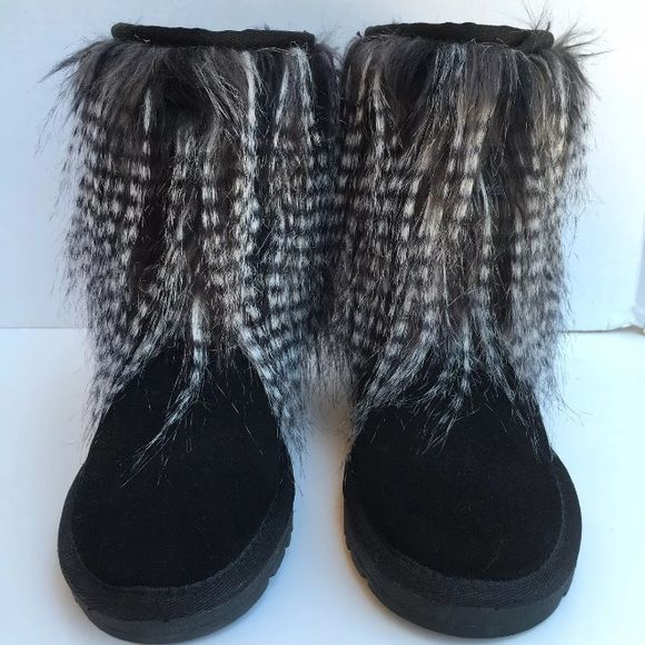 2205805a7c4 UGG Shoes - RARE Custom Made Mongolian Sheepskin UGG Boots | Items ...