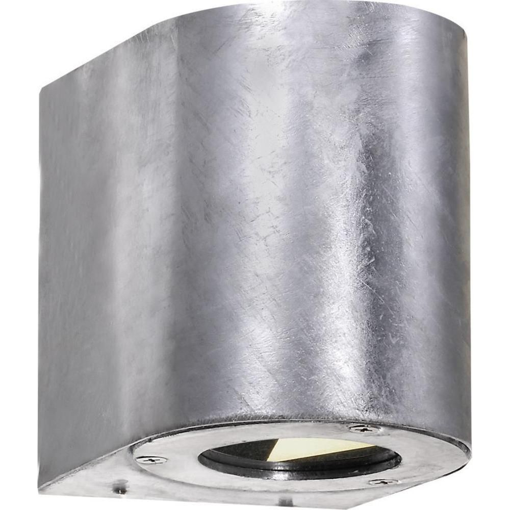 Led outdoor wall light w warm white nordlux canto