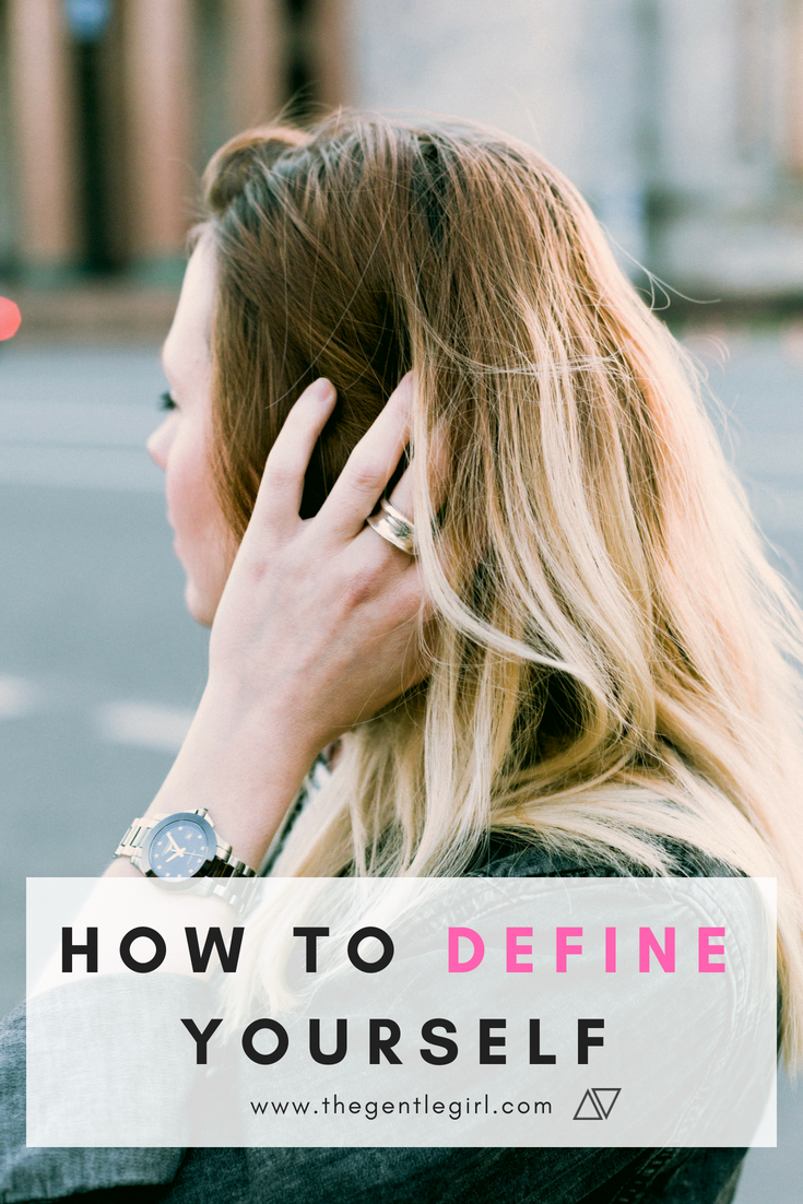 Questions to ask to define yourself Hairstyle, Cool