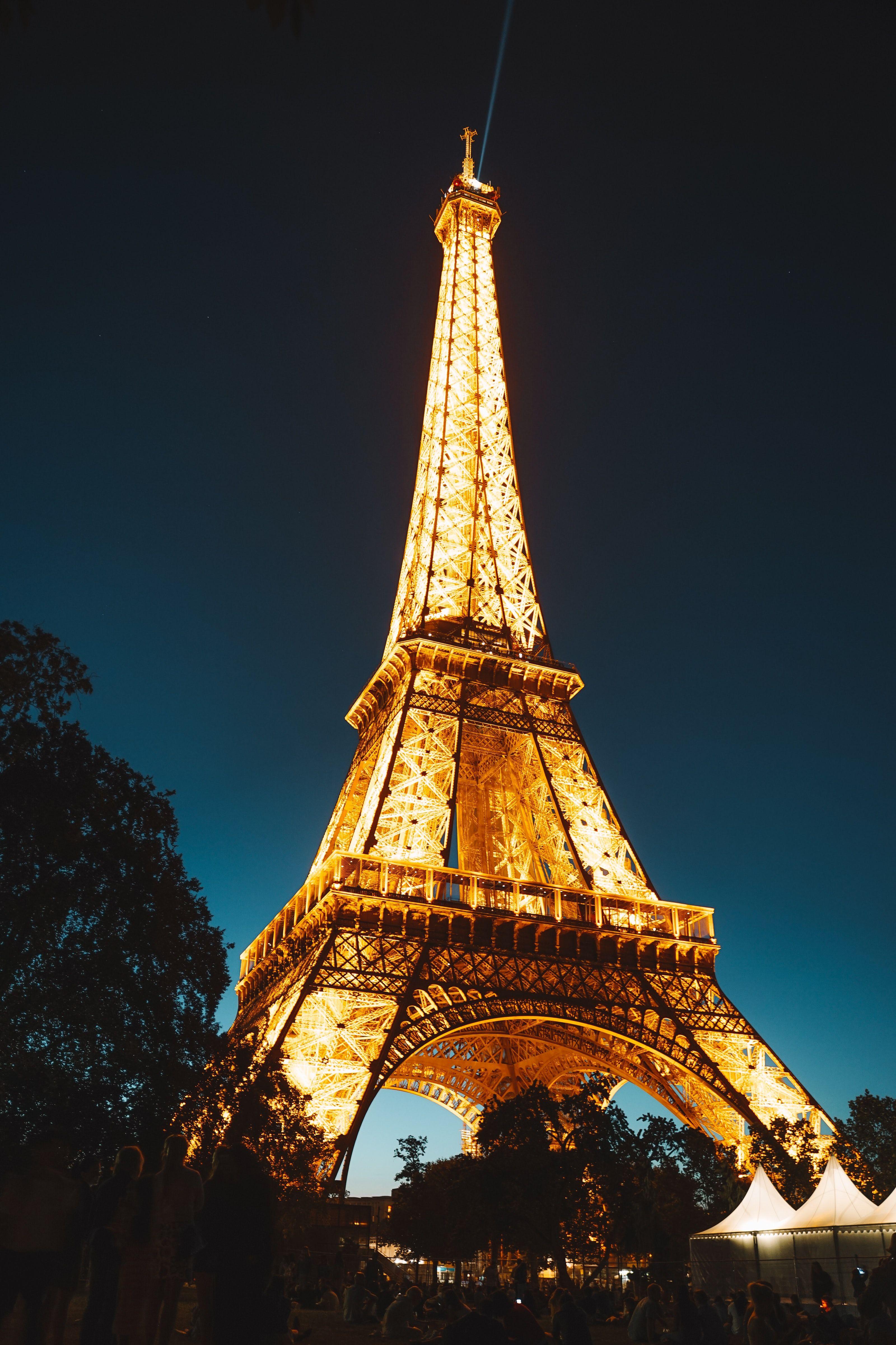 Architecture Building Paris Eiffel Tower At Eiffel Tower At Night Eiffel Tower Shining At Night Paris At Night Paris Eiffel Tower Eiffel Tower